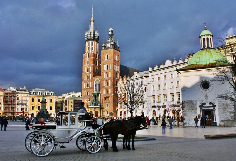 Book your hotel in Krakow